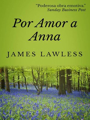 cover image of Por Amor a Anna