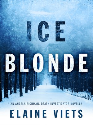cover image of Ice Blonde