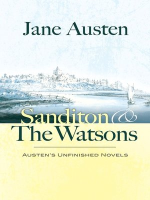 cover image of Sanditon and The Watsons