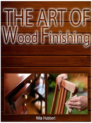 cover image of The Art of Wood Finishing