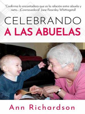 cover image of Celebrando a las abuelas