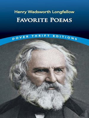 cover image of Favorite Poems