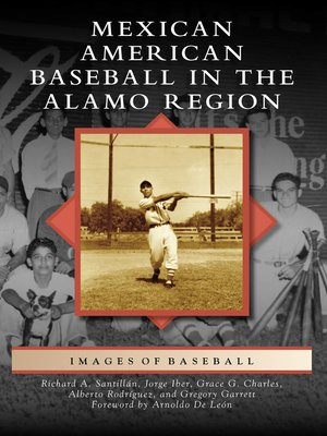cover image of Mexican American Baseball in the Alamo Region