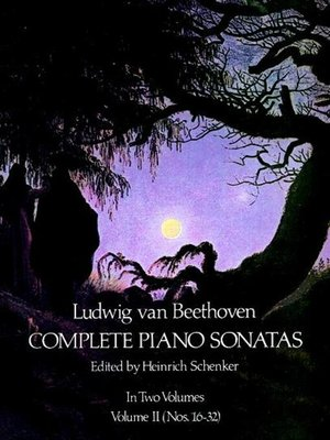 cover image of Complete Piano Sonatas, Volume II