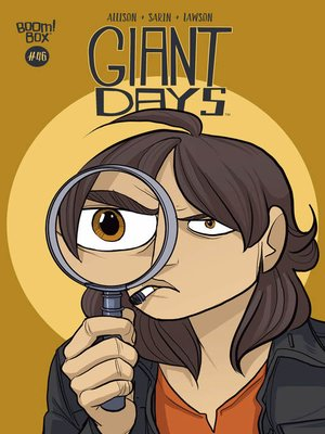 cover image of Giant Days (2015), Issue 46