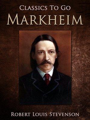 cover image of Markheim
