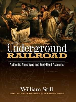 cover image of The Underground Railroad