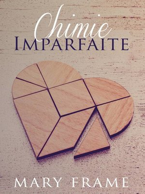 cover image of Chimie Imparfaite