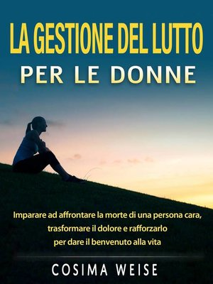 cover image of LA GESTIONE DEL LUTTO per le donne