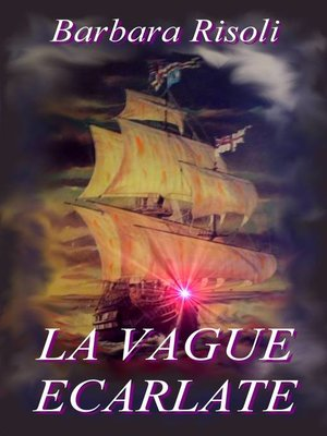 cover image of La Vague Écarlate