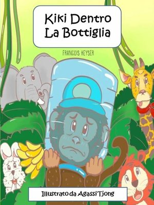cover image of Kiki Dentro La Bottiglia