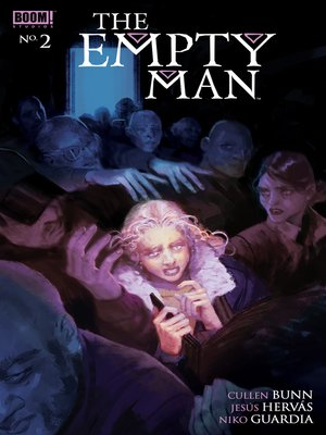 cover image of The Empty Man, Issue 2