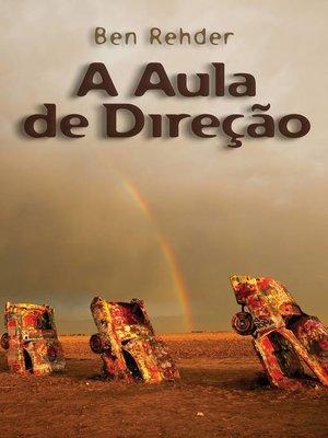 cover image of A aula de direção