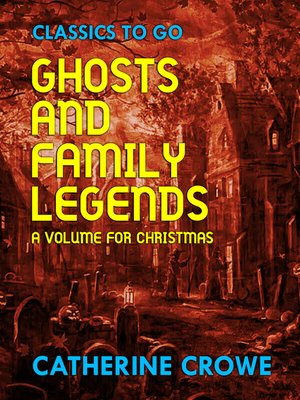 cover image of Ghosts and Family Legends