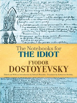 cover image of The Notebooks for the Idiot