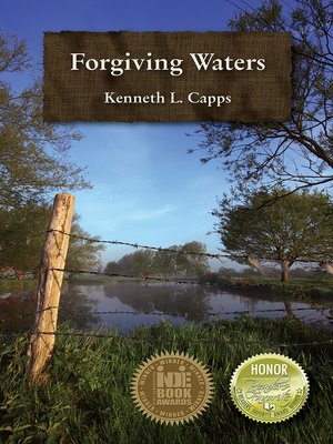 cover image of Forgiving Waters