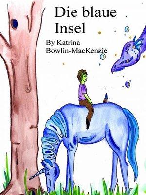 cover image of Die blaue Insel