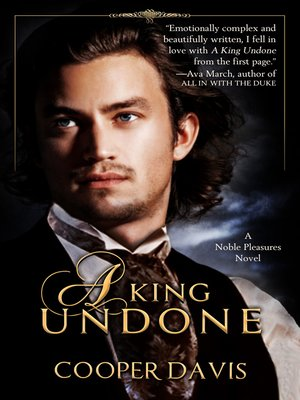 cover image of A King Undone