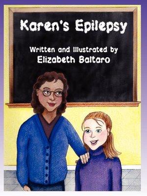 cover image of Karen's Epilepsy