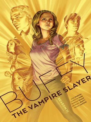 cover image of Buffy the Vampire Slayer Season 11 Library Edition