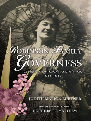 cover image of Robinson Family Governess