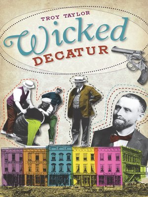 cover image of Wicked Decatur
