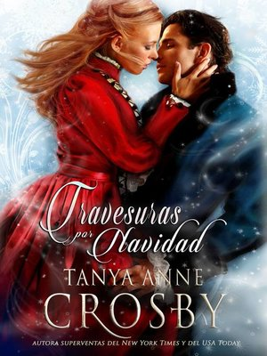 cover image of Travesuras por Navidad