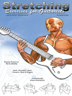 cover image of Stretching Exercises for Guitarists