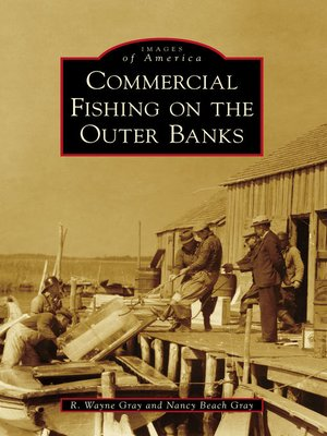 cover image of Commercial Fishing on the Outer Banks