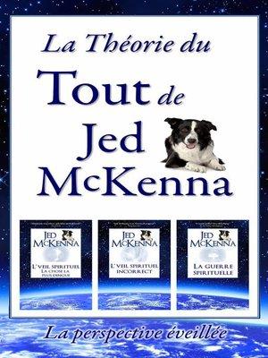 cover image of La théorie du tout de Jed McKenna--La perspective éveillée