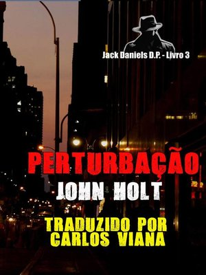 cover image of Perturbação