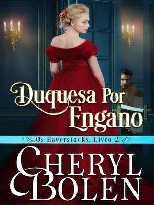 cover image of Duquesa Por Engano