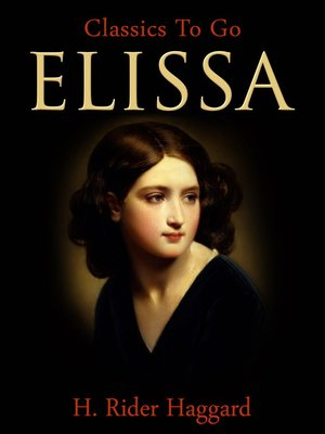 cover image of Elissa