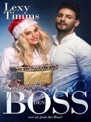 cover image of Geschenk für den Boss
