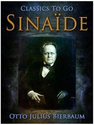 cover image of Sinaïde