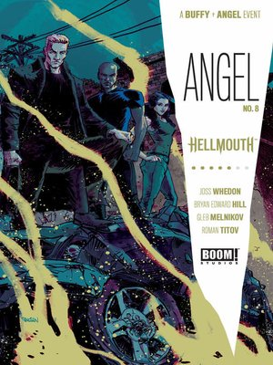 cover image of Angel, Issue 8