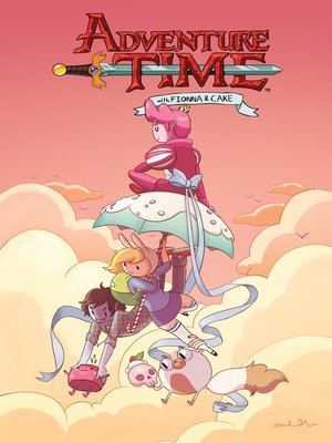 cover image of Adventure Time with Fionna and Cake