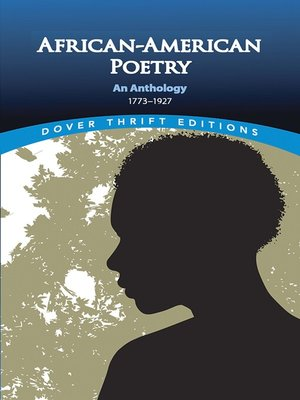 cover image of African-American Poetry