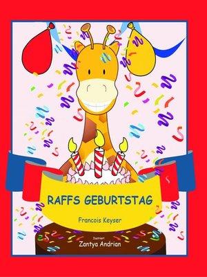cover image of Raffs Geburtstag
