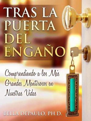cover image of Tras La Puerta Del Engaño
