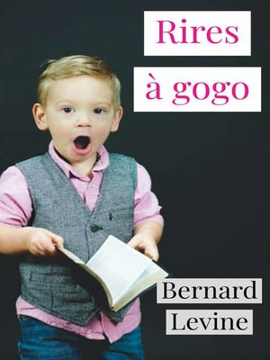cover image of Rires à gogo
