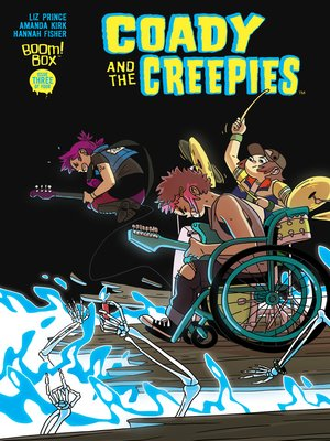 cover image of Coady & the Creepies, Issue 3