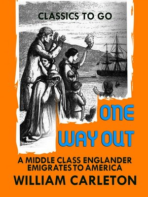 cover image of One Way Out
