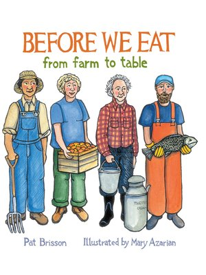 cover image of Before We Eat