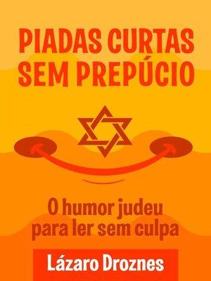 cover image of Piadas curtas sem prepúcio
