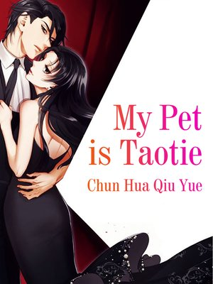 cover image of My Pet is Taotie