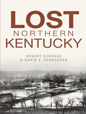 cover image of Lost Northern Kentucky