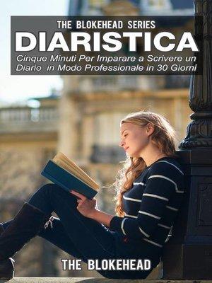 cover image of Diaristica