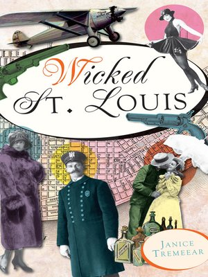 cover image of Wicked St. Louis