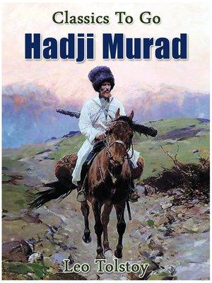 cover image of Hadji Murad